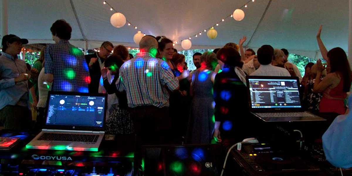 Asheville Wedding DJ